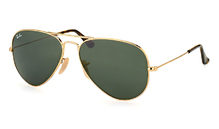 Ray-Ban 3025 Aviator Large Metal 181