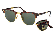 Ray-Ban 2176 Clubmaster Folding 990