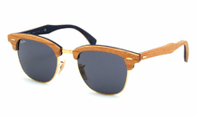 Ray-Ban 3016M Clubmaster Wood 1180/R5