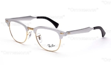 Ray-Ban 6295 Clubmaster 2806 Aluminum