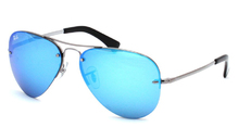 Ray-Ban 3449 Highstreet Aviator 004/55