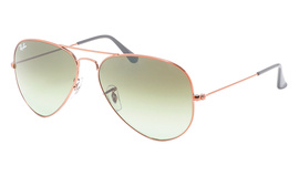 Ray-Ban 3025 Aviator Large Metal 9002/A6