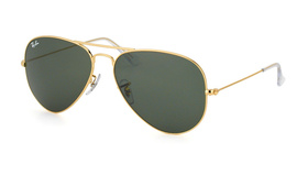 Ray-Ban 3025 Aviator Large Metal L0205