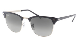 Ray-Ban 3716 Clubmaster Metal 9004/71