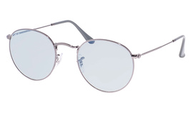Ray-Ban 3447 Round Solid Evolve 004/T3