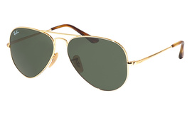 Ray-Ban 3689 Aviator Metal II 9147/31