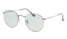 Ray-Ban 3447 Round Solid Evolve 004/T1