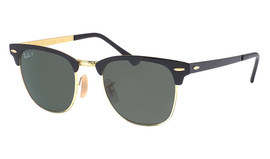 Ray-Ban 3716 Clubmaster Metal 187/58