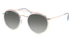 Ray-Ban 3647N Round Double Bridge 9067/71