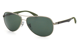 Ray-Ban 8313 Tech Carbon Fibre 004/N5
