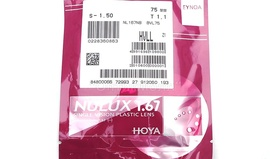 HOYA Nulux 1.67 AS Hi Vision Long Life
