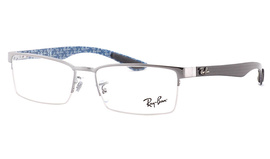 Ray-Ban 8412 Tech Carbon Fibre 2502