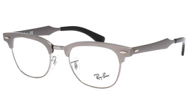 Ray-Ban 6295 Clubmaster 2808 Aluminum