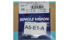 Линзы Essilor Orma 1.5 Transitions VII Brown C