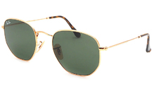 Ray-Ban 3548N Highstreet 001 Hexagonal