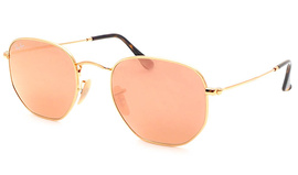Ray-Ban 3548N Highstreet 001/Z2 Hexagonal