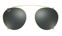 Ray-Ban 2447C Round Clip-on 2500/71