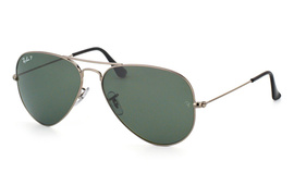 Ray-Ban 3025 Aviator Large Metal 004/58