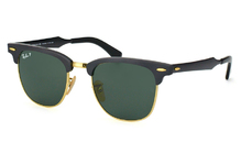 Ray-Ban 3507 Clubmaster Aluminum 136/N5