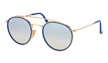 Ray-Ban 3647N Round Double Bridge 001/9U