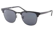 Ray-Ban 3716 Clubmaster Metal 186/R5