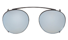 Ray-Ban 2447C Round Clip-on 2509/B8