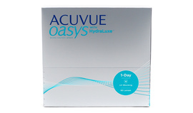 1 DAY ACUVUE OASYS HYDRALUXE