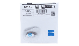 Carl Zeiss AS 1.6 Duravision Platinum UV PhotoFusion Grey
