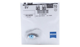 Carl Zeiss 1.5 Duravision BlueProtect UV