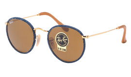 Ray-Ban 3475Q Round Craft 9192/33