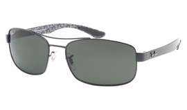 Ray-Ban 8316 Tech Carbon Fibre 002/N5