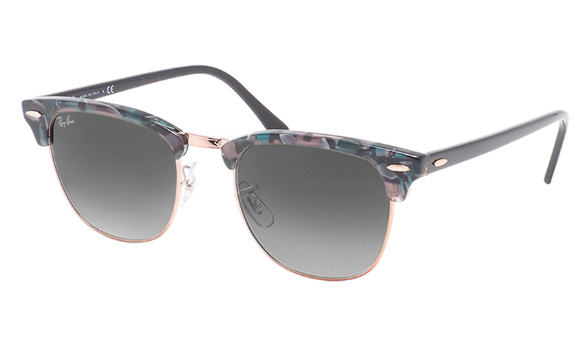 Ray-Ban 3016 Clubmaster 1255/71