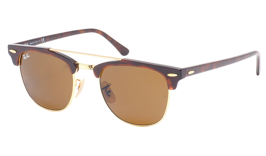 Ray-Ban 3816 Clubmaster Double Bridge 990/33
