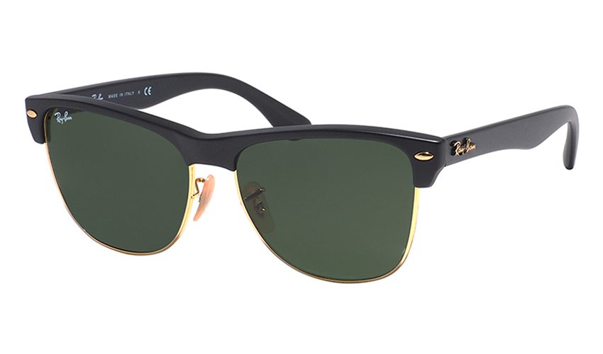 Ray-Ban 4175 Clubmaster Oversized 877