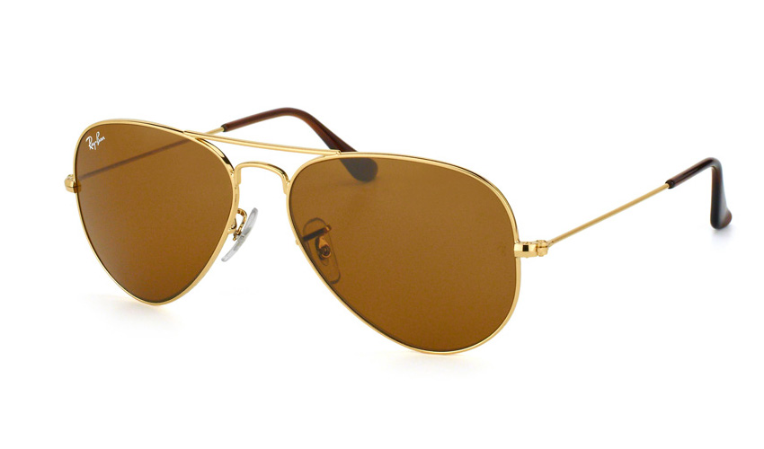 Ray-Ban 3025 Aviator Large Metal 001/33