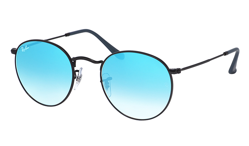 Ray-Ban 3447 Round Metal 006/3F