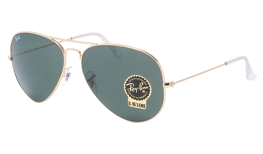 Ray-Ban 3026 Aviator Large Metal L2846
