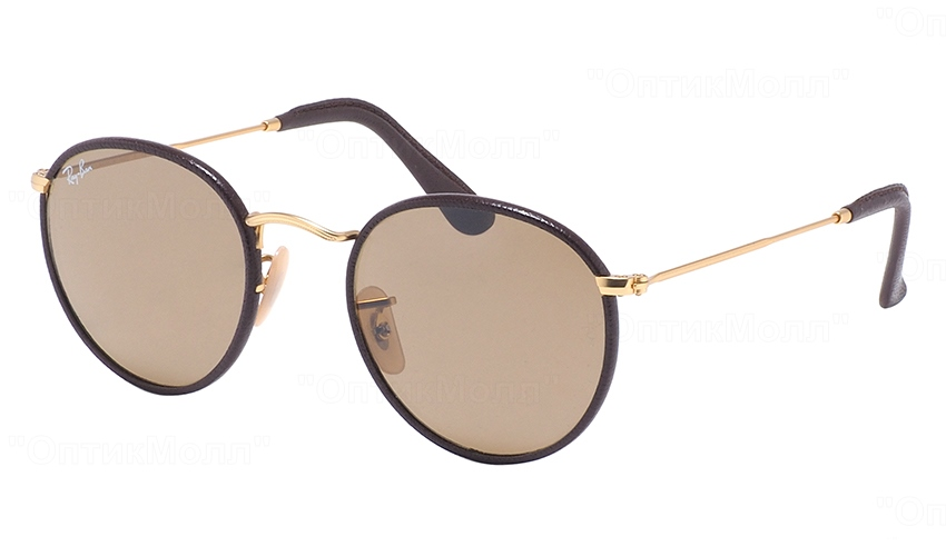 ac6f8027d954e RB 3475Q 112 53 Round Craft - Ray Ban