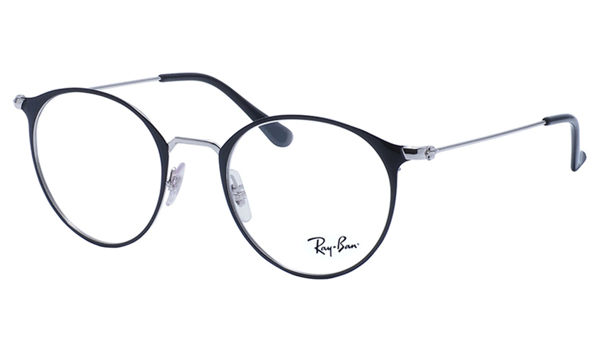 ad6892a0d4 Ray-Ban 6378 Icons Round 2861