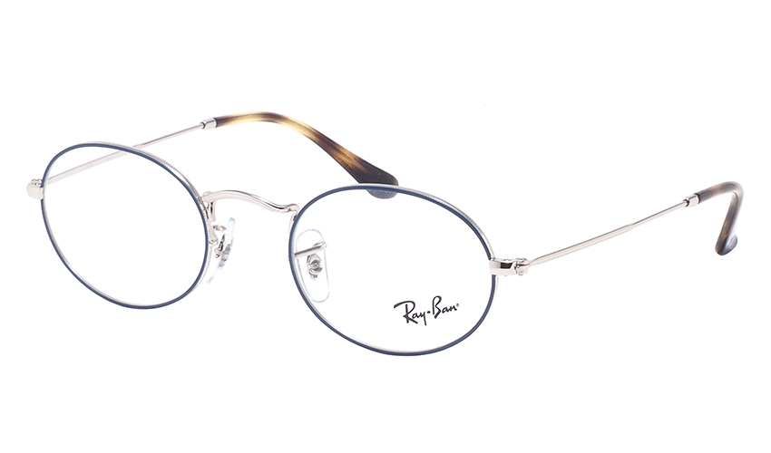 Ray-Ban Icons 3547V 2970 Oval